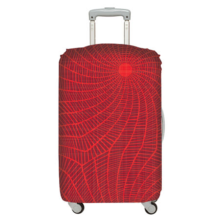 LOQI 行李箱外套│時刻表【L號】