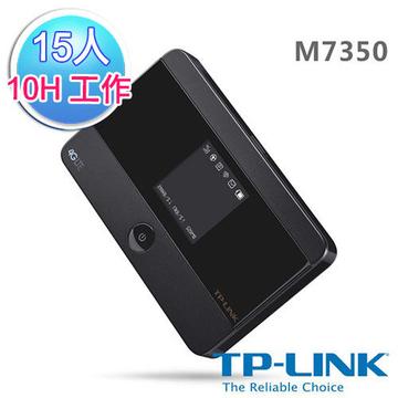 ^~ 品^~ TP~LINK M7350 4G 進階版LTE 行動Wi~Fi分享器