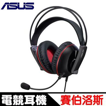 ASUS 華碩 CERBERUS 賽伯洛斯 PC、智慧型裝置雙用電競耳機 -