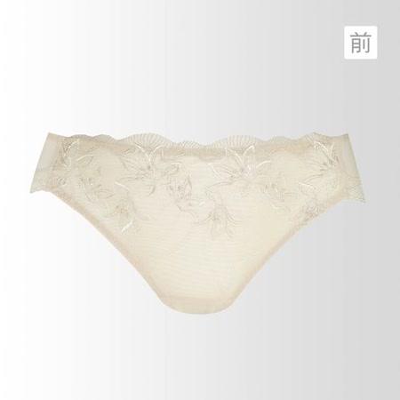 【黛安芬】ESSENCE艾聖思極尚美型M-EL低腰高叉配褲(波絲金豔)