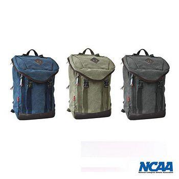 NCAA NCAA登山/旅遊 帆布後背包 共三色