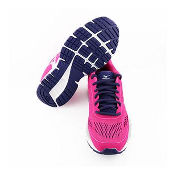 Mizuno 美津濃 SYNCHRO MX休閒款女慢跑鞋 運動鞋 (J1GF161904)