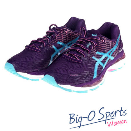 ASICS 亞瑟士 LADY GEL-NIMBUS 18-WIDE 頂級慢跑鞋 女 TJG5123340