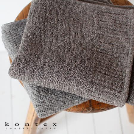 【クロワッサン科羅沙】日本今治~Kontex細紗針織風浴巾 55*110cm