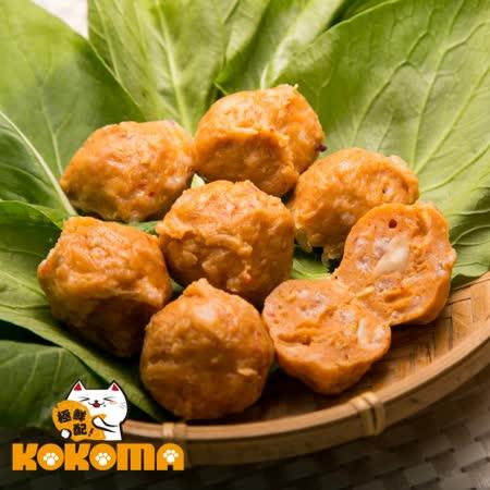 【極鮮配】泡菜貢丸(200g±10%/包)(任選)