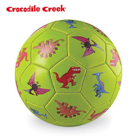 【美國Crocodile Creek】3號兒童運動遊戲足球-恐龍世界