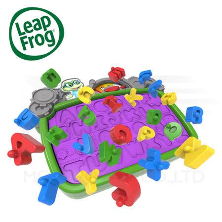 美國《LEAPFROG跳跳蛙》跳跳字母桌遊組