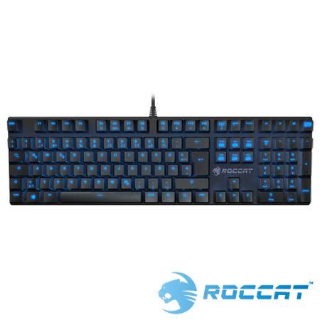 ROCCAT SUORA 電競鍵盤-青軸中文