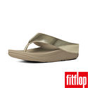 FitFlop™-(女款)RINGER™ TOE-POST-鏡面金
