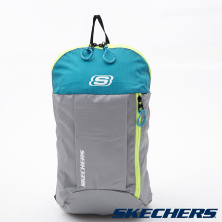 SKECHERS MINI 後背包 灰 - S11838