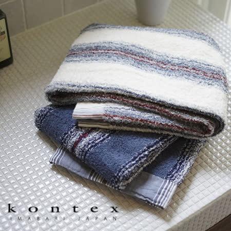 【クロワッサン科羅沙】日本今治~Kontex 40細紗海洋紋浴巾 68*125cm