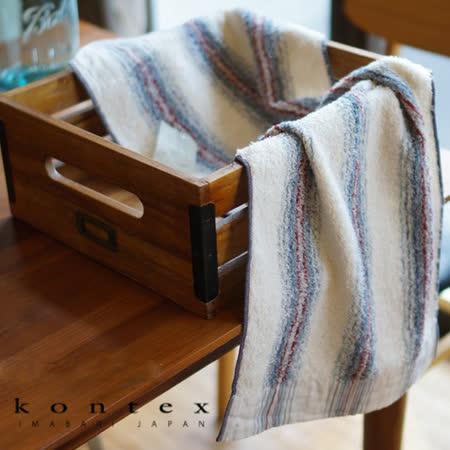【クロワッサン科羅沙】日本今治~Kontex40細紗海洋紋毛巾 35*80cm