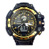 LOTUS 海上霸主GPW-1000系列時尚腕錶-56mm/防水/禮物/G-SHOCK/現貨/LS-1038-08
