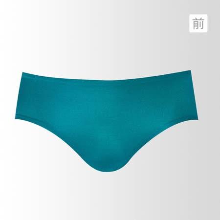 【sloggi】ZERO系列 無痕平口小褲 M-EL(藍)