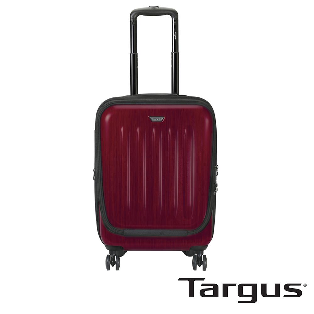 Targus Transit 360° 登機電腦拉桿箱 (醇酒紅/15.6吋筆電適用)