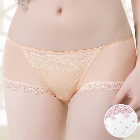【莎薇】魔力推推心機魔力扣M-LL中低腰平口褲(銀器白)