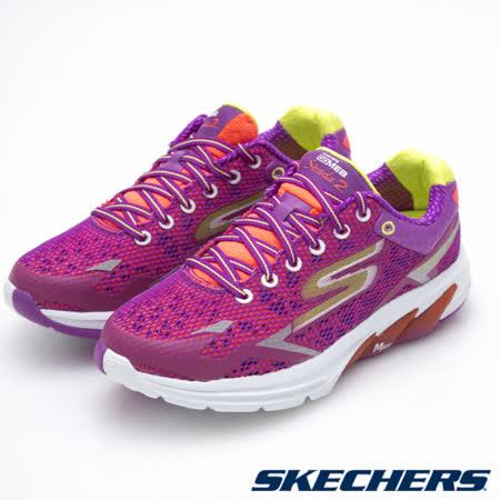 SKECHERS (女) 跑步系列 GO Meb Strada 2 - 14115PKPR