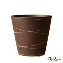 日本有田製窯-陶瓷茶杯(線紋)