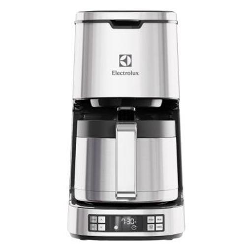 ~Electrolux 伊萊克斯~ 家系列 美式咖啡機 ^(ECM7814S^)贈磨豆機E