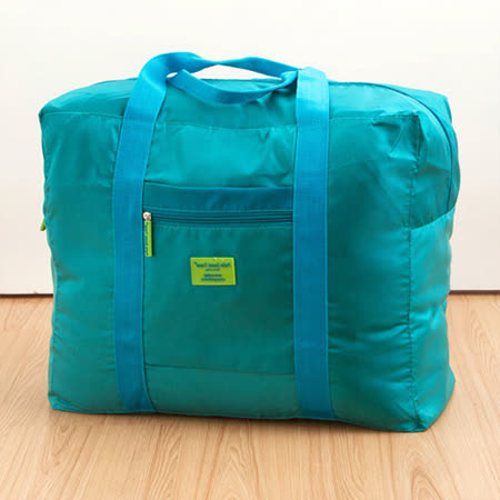 AOU 旅行配件多功能萬用包 輕量旅行袋 (綠) 66-002