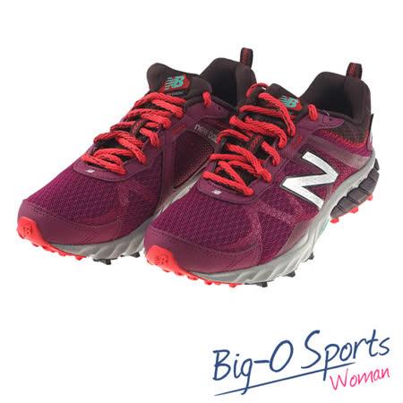 New Balance 紐巴倫 越野跑鞋 慢跑鞋 女 WT610GT5