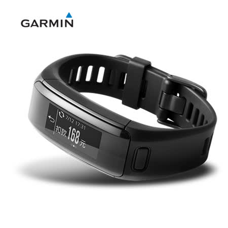 Garmin vivosmart HR iPASS腕式心率GPS智慧手環