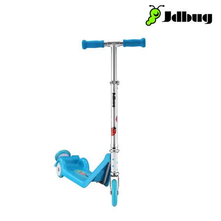 Jdbug 兒童三輪滑板車TC11 (藍色)_城市綠洲 (滑步車、代步、兒童車)