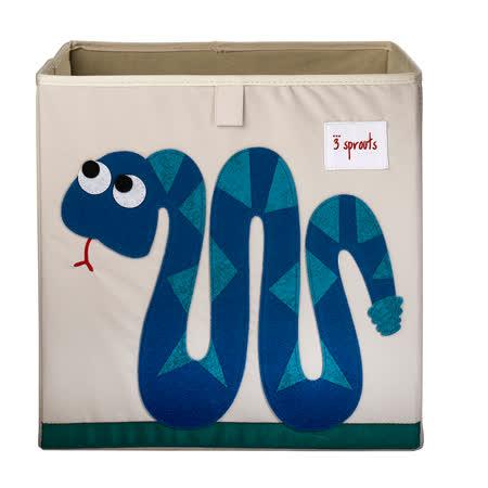 加拿大 3 Sprouts 收納箱-小蛇