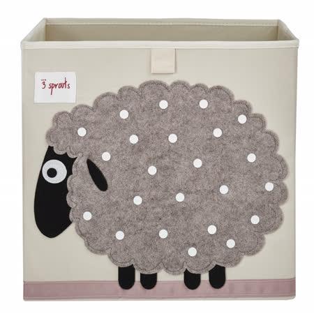 加拿大 3 Sprouts 收納箱-綿羊