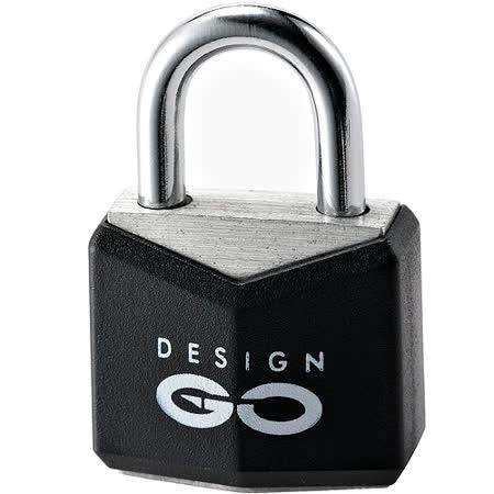 《DESIGN GO》行李鑰匙鎖(黑)