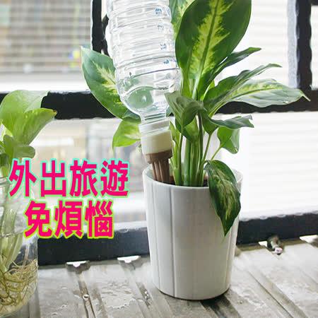 【百貨通】盆栽自動澆水器(3入)