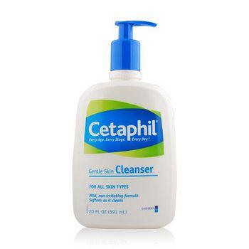Cetaphil 舒特膚 溫和清潔乳 (20oz/591ml)-期效201612