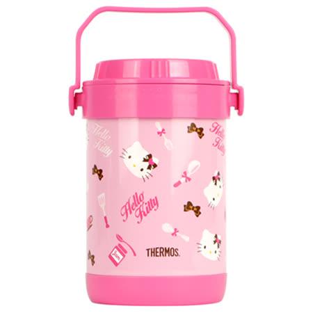 【好物推薦】gohappy快樂購物網THERMOS膳魔師 Hello Kitty不鏽鋼真空燜燒鍋1.5L哪裡買线 上 购物