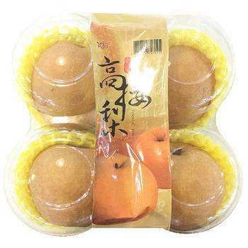 台灣高接梨4~5入/盒(1.2Kg±10%/盒)