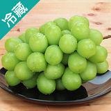 日本綠翡翠葡萄1串/盒