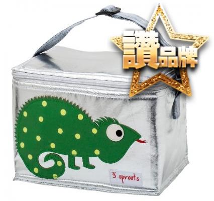 加拿大 3 Sprouts 午餐袋- 小蜥蜴