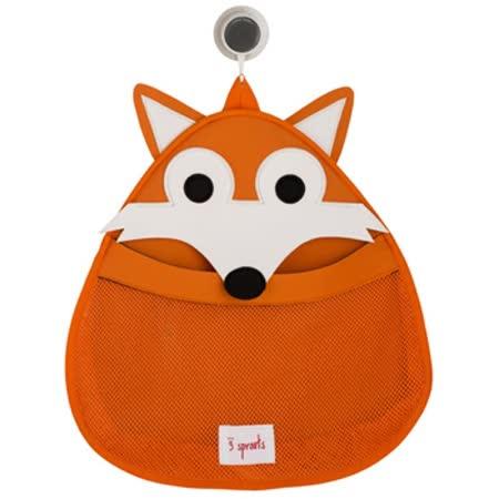 加拿大 3 Sprouts 浴室收納袋-小狐狸