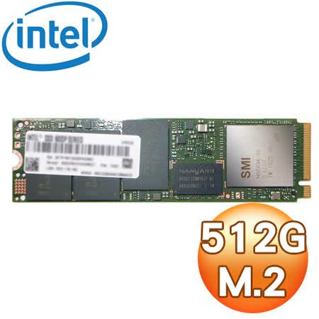 Intel 600P 512G M.2 SSD 固態硬碟