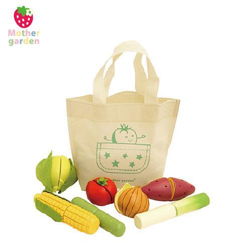 Mother Garden 野草莓蔬菜補充組 ^(附袋^)