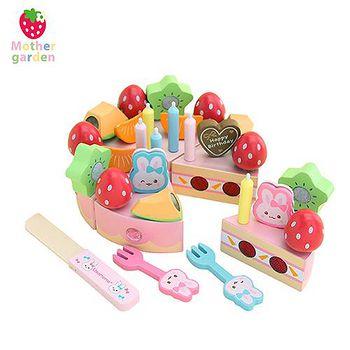 日本Mother Garden 歡樂慶生蛋糕組