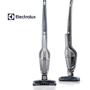 買就送~Electrolux 伊萊克斯~第六代完美管家二合一無線吸塵器^(鋼鐵灰^)ZB3