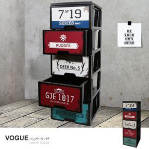 E&J 工業風鐵板畫五層櫃-DIY簡易組裝 005067-02