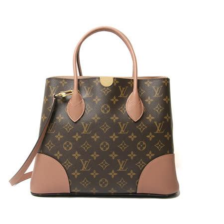 Louis Vuitton LV M41597 Flandrin 經典花紋兩用購物包_預購