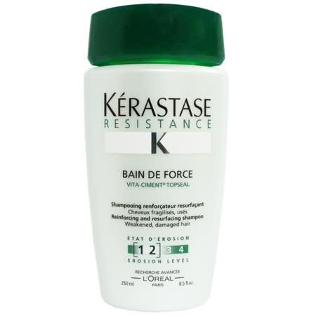 KERASTASE 卡詩 煥髮重建髮浴1-2級 250ml