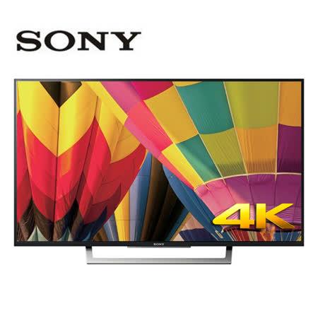 SONY KD-49X8000D 4K高畫質液晶電視(日本製)