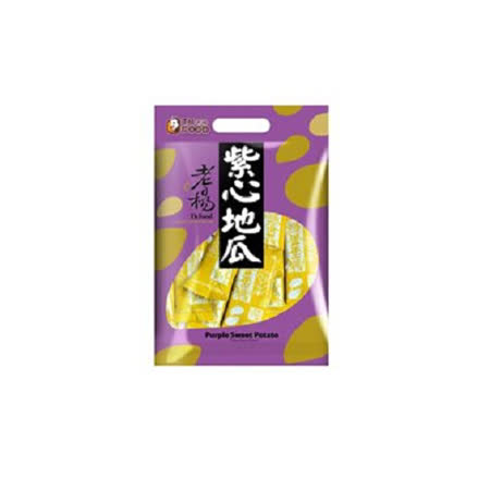 《老楊》好運來紫心地瓜餅230g