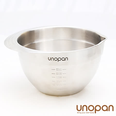 《UNOPAN》16cm打蛋盆/調理盆/料理盆/攪拌盆