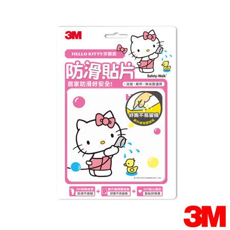 3M 魔利浴室專用Kitty防滑貼片(洗澡款/6片裝)