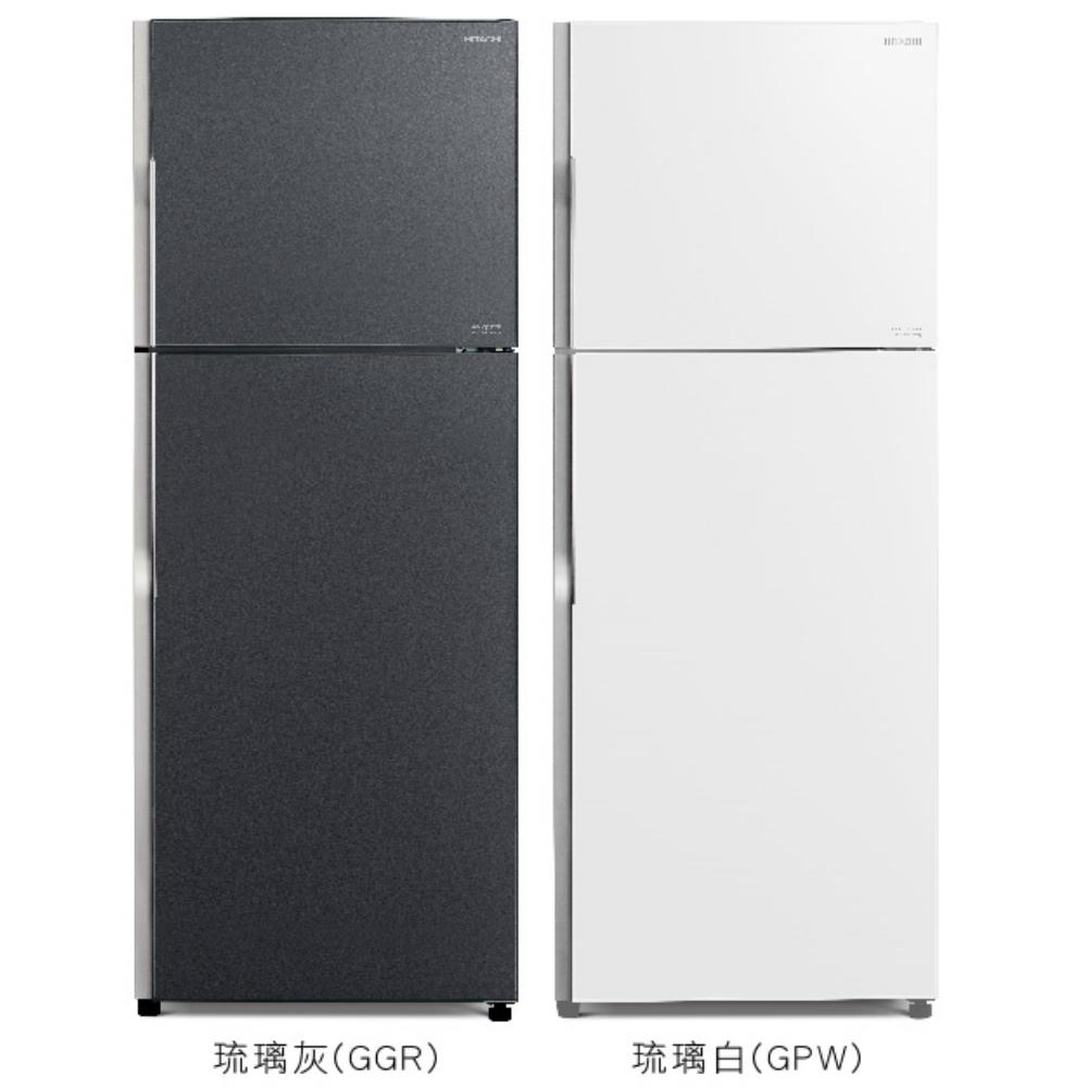 ~HITACHI日立~414公升變頻雙門冰箱 RG439
