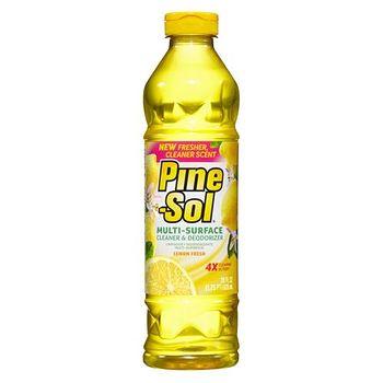 美國 Pine-Sol 清潔劑-檸檬香 28oz/828ml